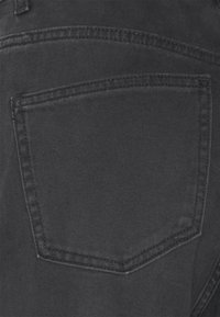 Weekday - ABEL TROUSERS - Straight leg jeans - washed black - 7