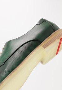 Lloyd - FELTON - Lace-ups - dark green - 5