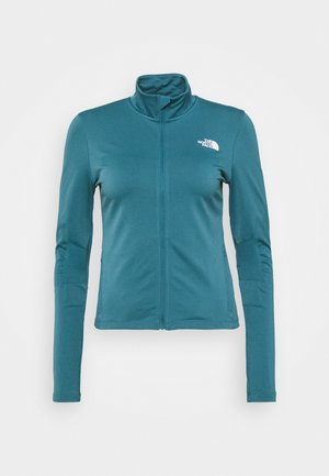 TEKNITCAL FULL ZIP  - Training jacket - mallard blue