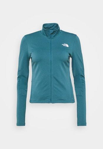 TEKNITCAL FULL ZIP  - Training jacket - mallard blue