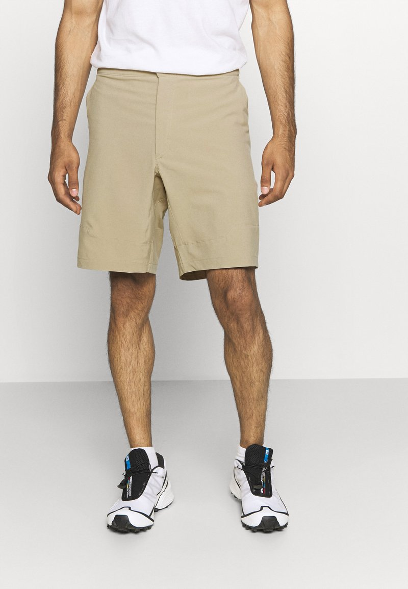The North Face - PARAMOUNT ACTIVE - Träningsshorts - beige