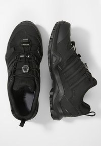 adidas Performance - TERREX SWIFT R2 GTX - Hiking shoes - black - 1