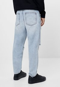 Bershka - Relaxed fit jeans - blue - 2