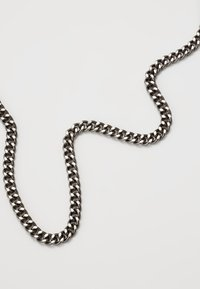 Icon Brand - Necklace - gunmetal - 4