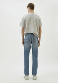 PULL&BEAR - Jeansy Straight Leg - blue-grey - 2