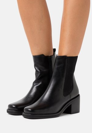 FUNKY - Bottines - black