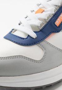 Napapijri - Trainers - grey/avio/orange - 5