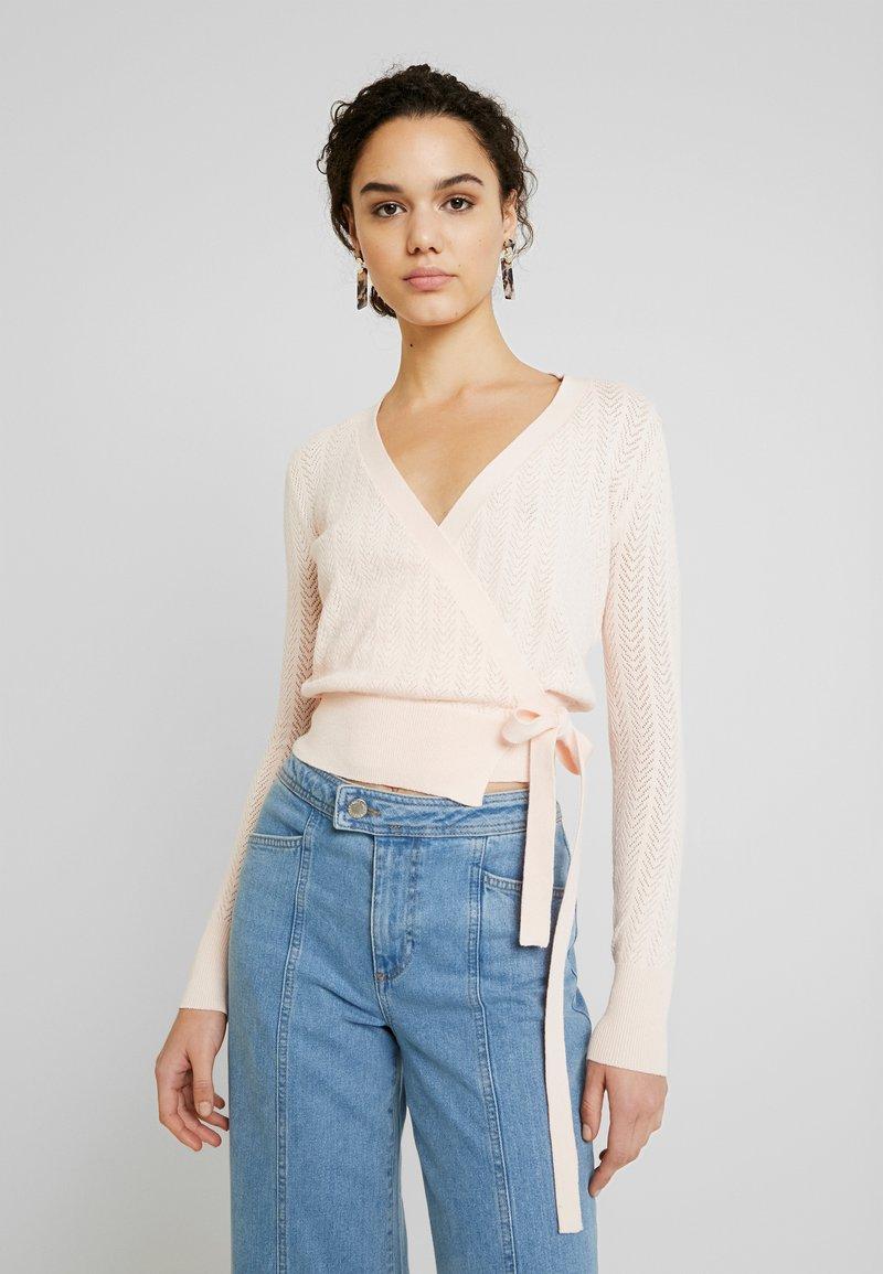 Fashion Union - Jumper - light pink