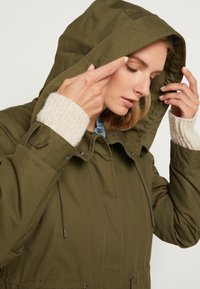 TOM TAILOR - AUTHENTIC WINTER - Parka - olive night green - 6
