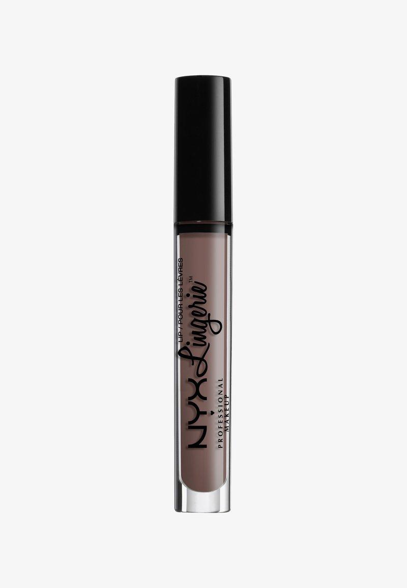Nyx Professional Makeup - LINGERIE LIQUID LIPSTICK - Liquid lipstick - 14 confident