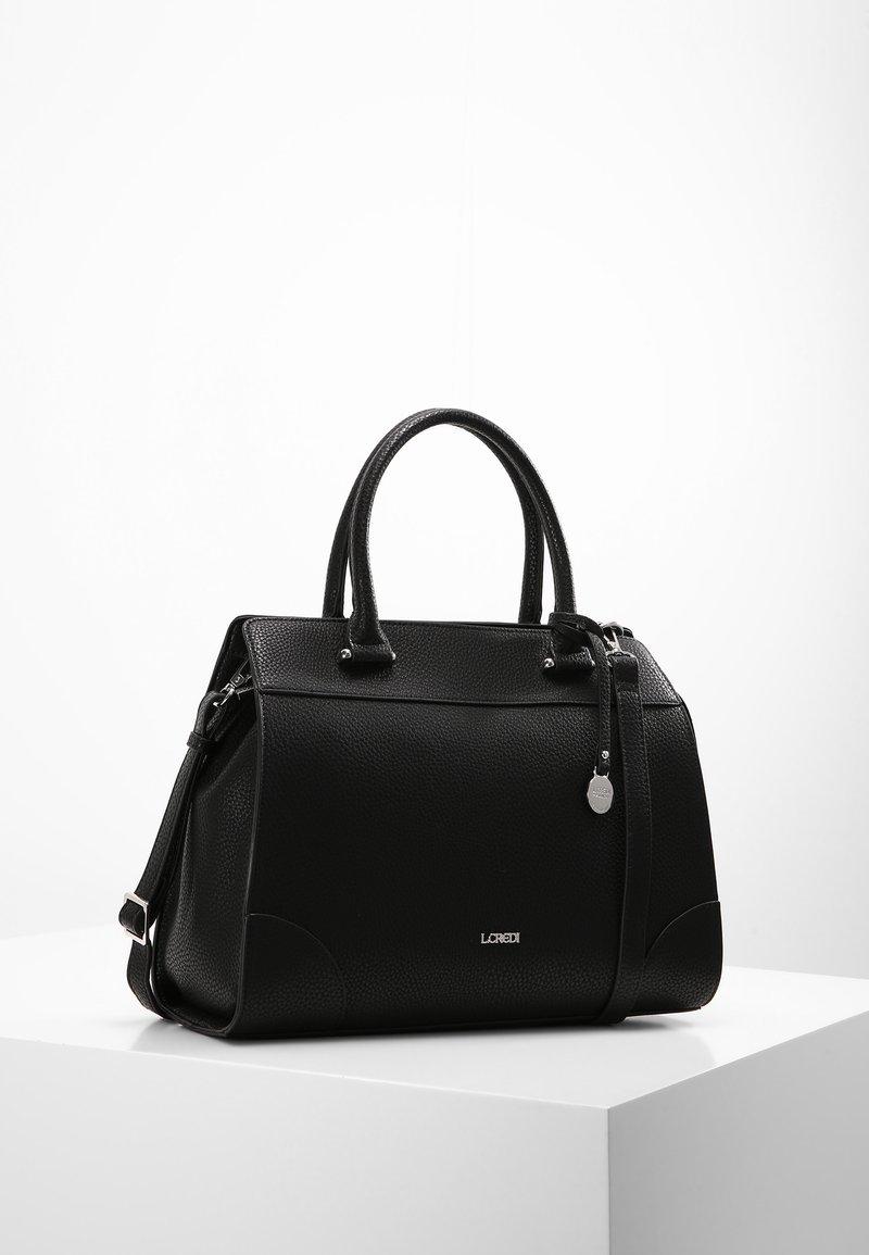 L. CREDI - DELLA - Handbag - black