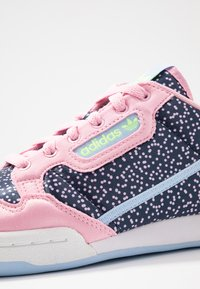 adidas Originals - CONTINENTAL 80 - Sneakers laag - true pink/collegiate navy/glow blue - 2