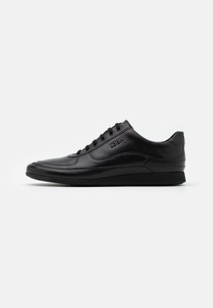 HERNAS - Baskets basses - black
