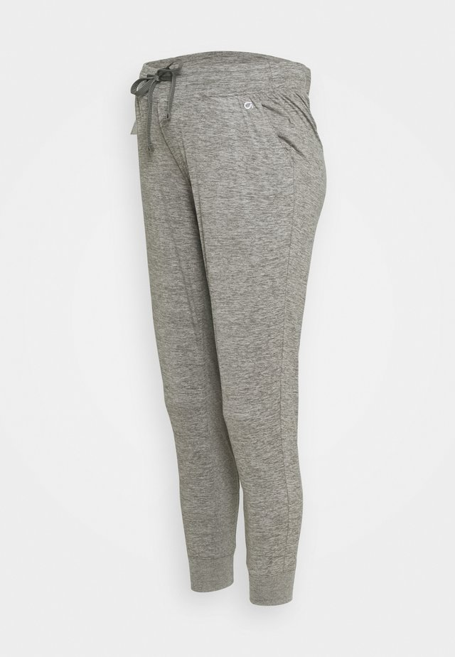 UNDERBELLY MIX - Pantaloni sportivi - antique pewter