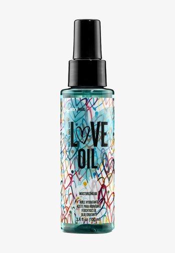 HAIR & BODY MOISTURIZING OIL HEALTHY LOVE OIL HAIR&BODY MOISTURI - Hair treatment - -