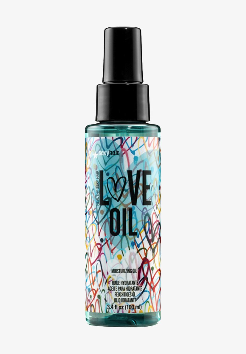 sexyhair - HAIR & BODY MOISTURIZING OIL HEALTHY LOVE OIL HAIR&BODY MOISTURI - Hair treatment - -