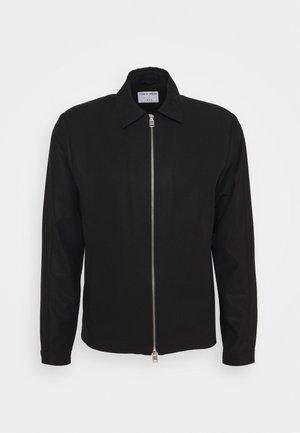 MADDON - Lehká bunda - black