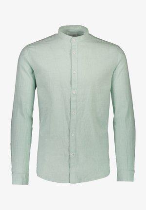Overhemd - aqua