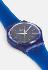 Swatch - BLUE SIRUP - Zegarek - blau - 4