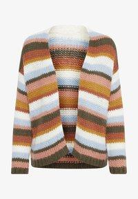 Kaffe - KAMERLA - Cardigan - multi color stripe - 5