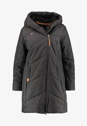 GORDON - Zimní kabát - black