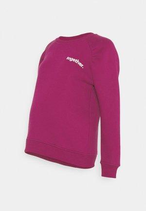 MLNILLE - Sweatshirt - festival fuchsia