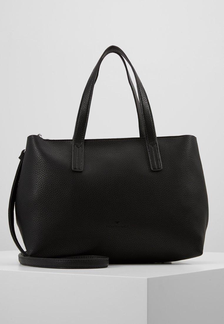TOM TAILOR - MARLA - Handbag - black