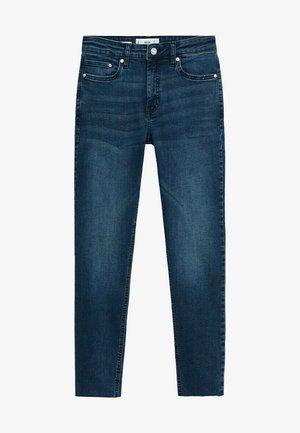 ISA - Jeans Skinny Fit - diep donkerblauw