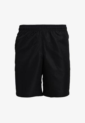 ROB SHORT - Sports shorts - anthracite/blanc de blanc
