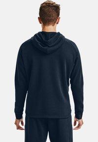 Under Armour - Zip-up hoodie - academy - 2