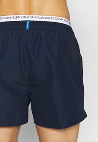 Calvin Klein Swimwear - DOUBLE - Swimming shorts - blue - 1