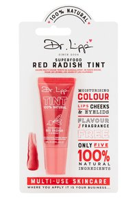 Dr. Lipp - SUPERFOOD COLOUR TINT - Lip balm - red radish - 1