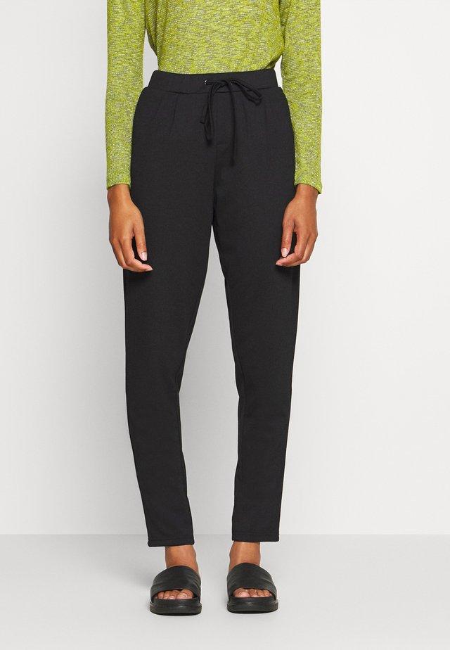 KAODILLE PANTS - Trousers - black deep