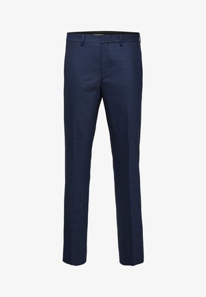 SLIM FIT - Pantalon - dark blue