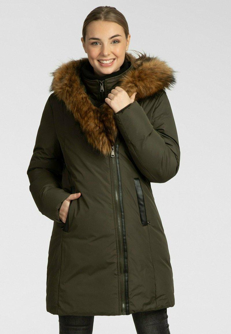 Apart - Winter coat - khaki
