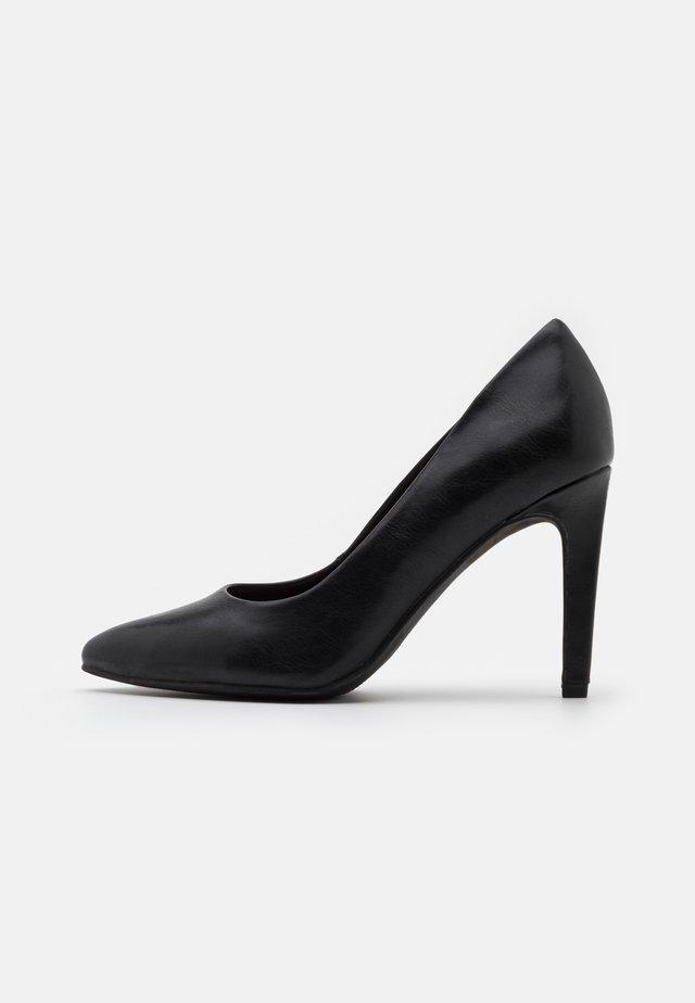 COURT SHOE - Escarpins à talons hauts - black