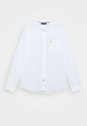 ESSENTIAL OXFORD - Skjorta - white
