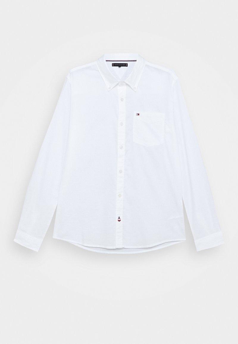 Tommy Hilfiger - ESSENTIAL OXFORD - Shirt - white