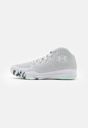 JET 2019 UNISEX - Basketball shoes - halo gray