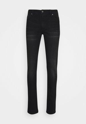 Slim fit jeans - black washed