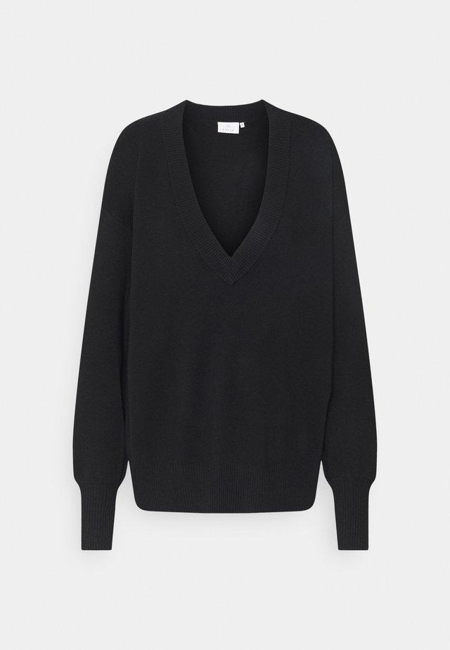 KAKITLYN  - Sweter - black deep