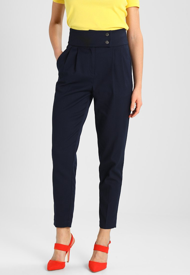 mint&berry - Trousers - dark blue