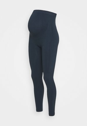 SEAMLESS - Leggings - Trousers - navy