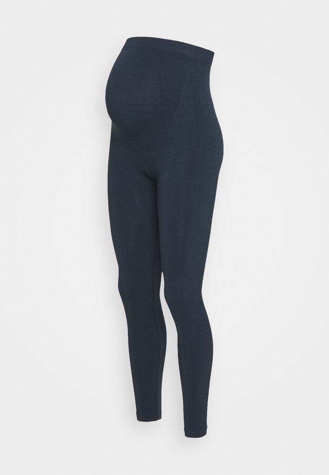 SEAMLESS - Legging - navy