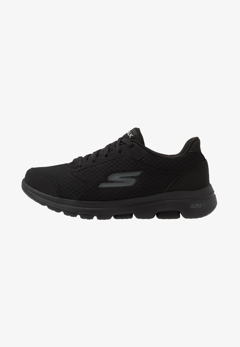 Skechers Performance - GO WALK 5  QUALIFY - Trainings-/Fitnessschuh - black