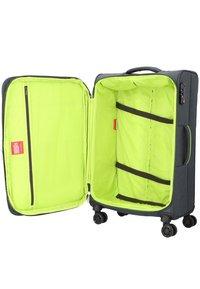 Hardware - 3 SETS - Luggage set - dark grey - 4