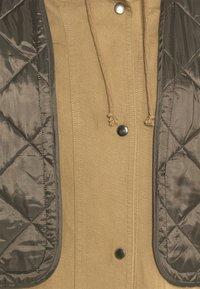 H2O Fagerholt - FIELD JACKET - Krátký kabát - khaki - 2