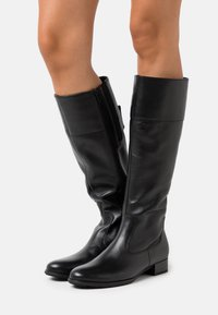 Gabor - Vysoká obuv - schwarz - 0