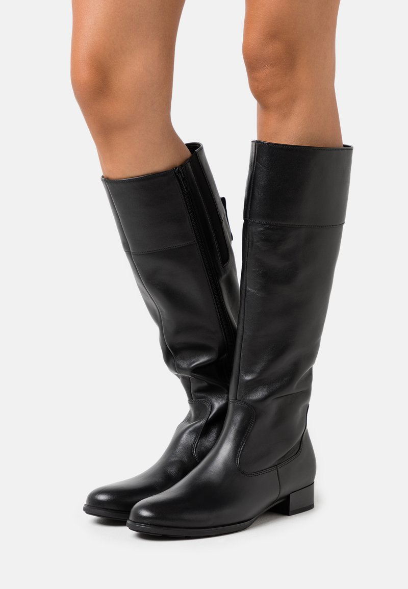Gabor - Vysoká obuv - schwarz