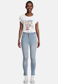 Cartoon - Slim fit jeans - light blue denim - 1